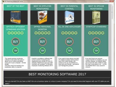 Best monitoring software review full screenshot